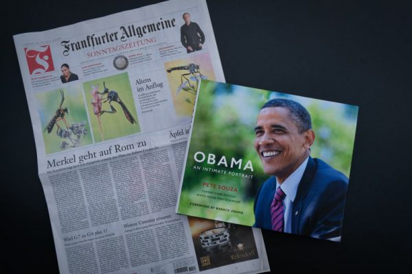 Titel - Obama - Pete Souza
