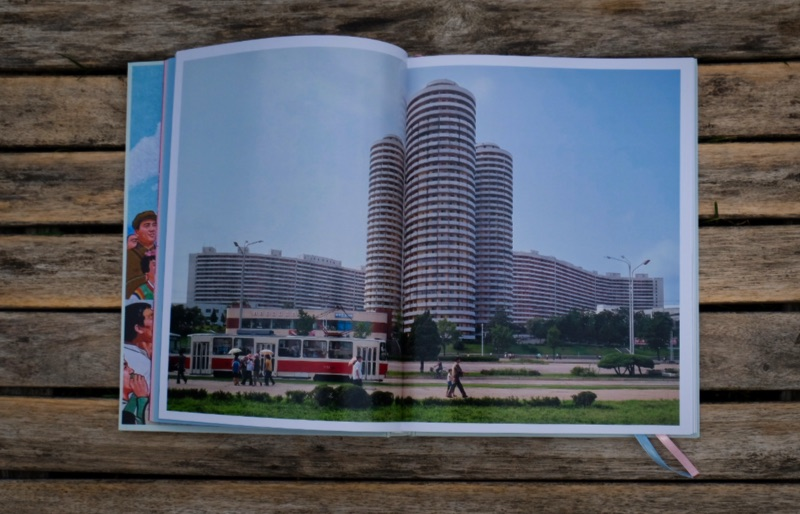 Inhalt - Inside North Korea - Oliver Wainwright