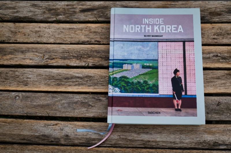 Titel - Inside North Korea - Oliver Wainwright