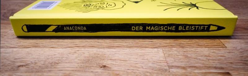 Seite - Der magische Bleistift - Guy Field