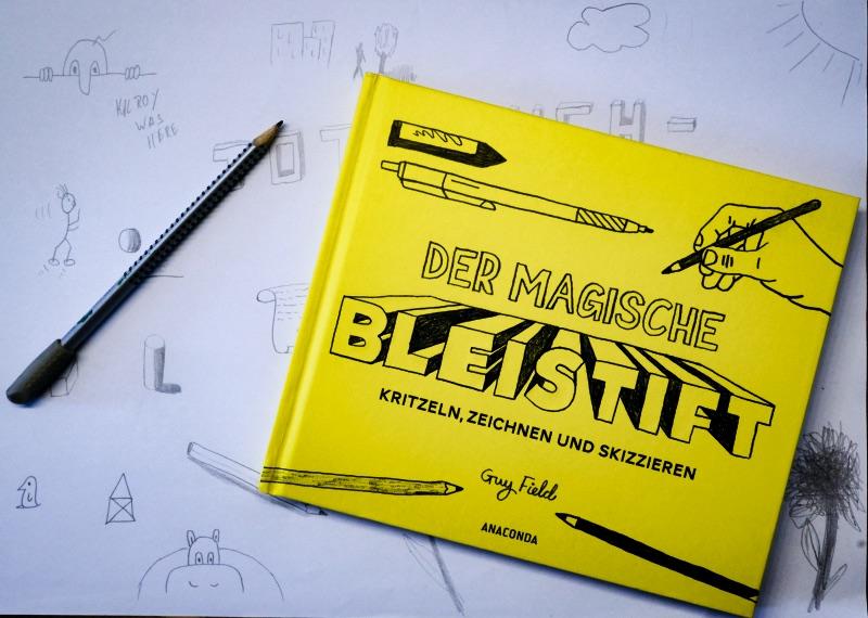 Titel - Der magische Bleistift - Guy Field