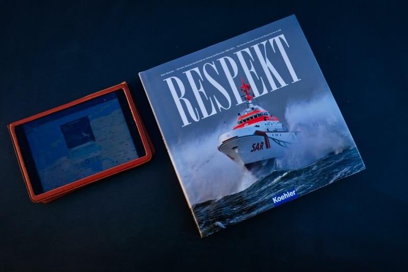 Titel - Respekt - 150 Jahre DGzRS