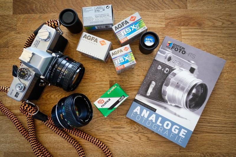 Titel - Analoge Fotografie - Ludwig Schuster