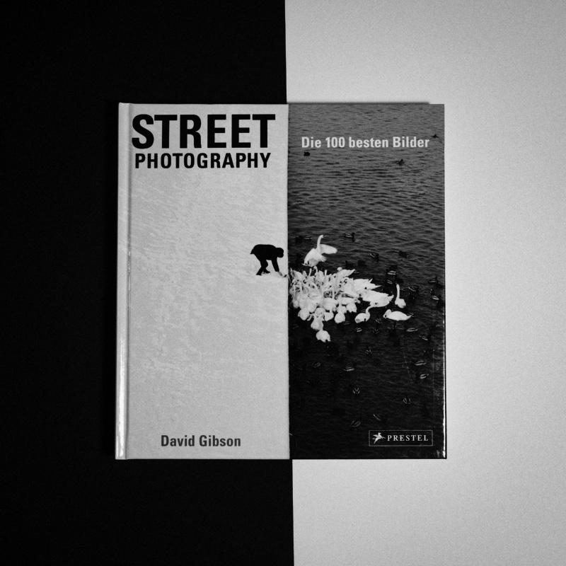 Titel - Streetphotography - Die 100 besten Bilder - David Gibson