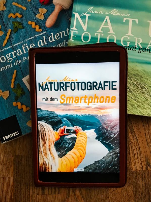 Titel - Naturfotografie mit dem Smartphone - Jana Mänz