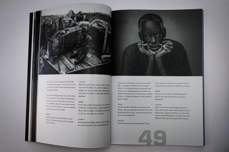 Inhalt - SWAN Fine Art Magazin