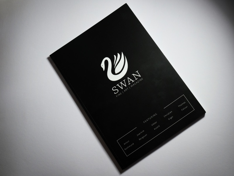 Titel - SWAN Fine Art Magazin