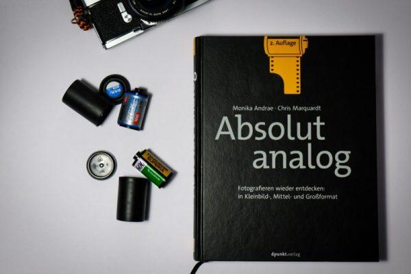 Titel - Absolut analog - Marquardt / Andrae