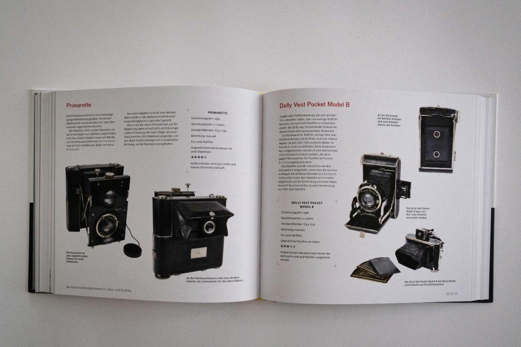 Inhalt - Retro-Kameras
