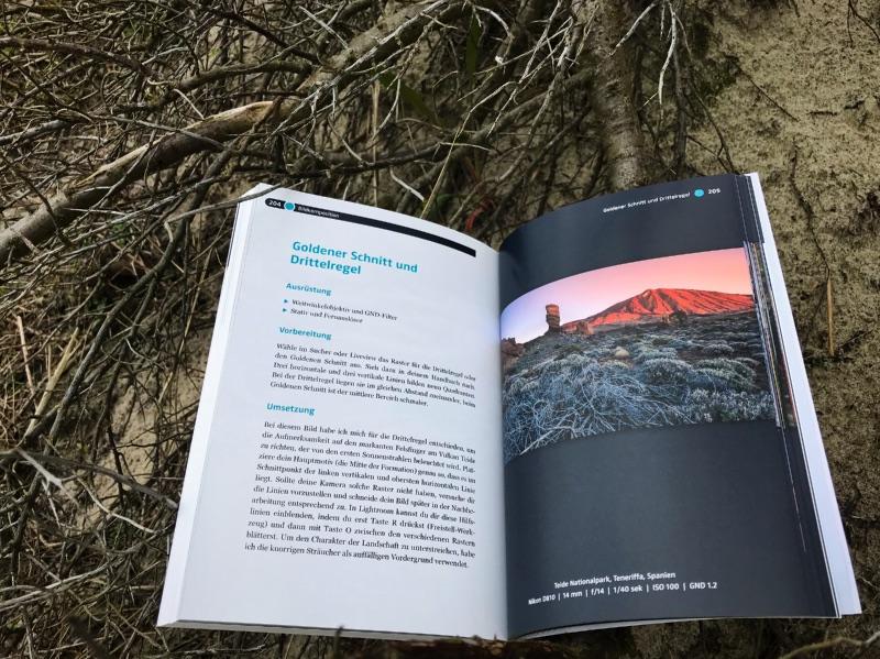 Inhalt - Der Start in die Landschaftsfotografie