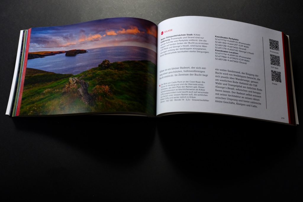 Inhalt - Fotoscout - Irland fotografieren - Carsten Krieger