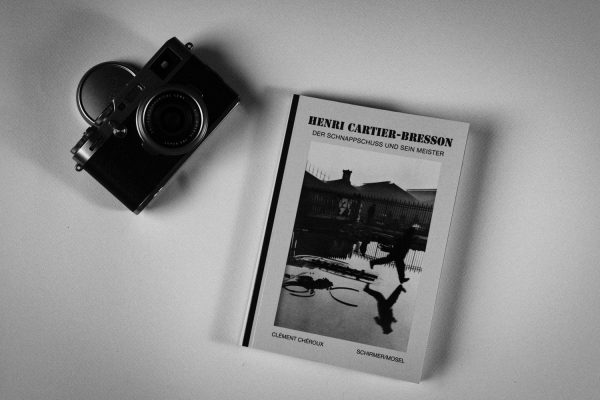 Titel - Der Schnappschuss und sein Meister - Henri Cartier-Bresson