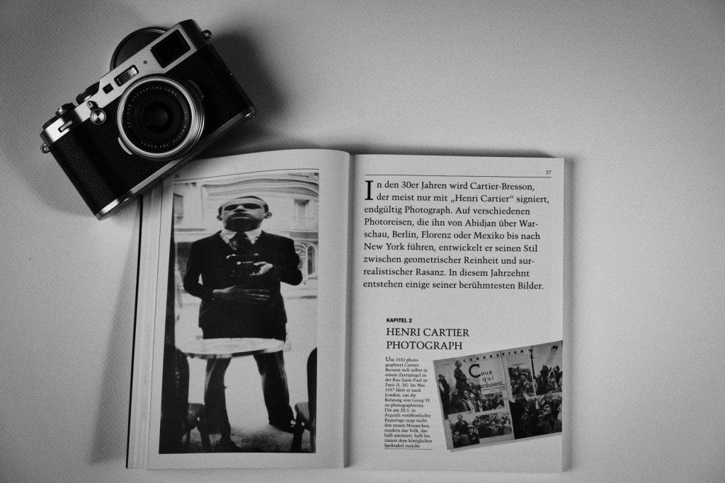 Inhalt - Der Schnappschuss und sein Meister - Henri Cartier-Bresson