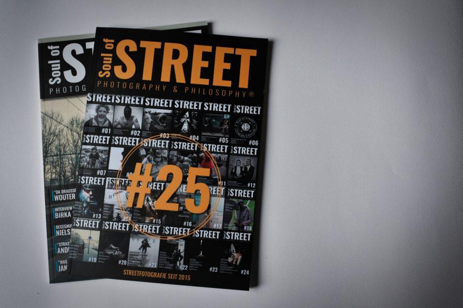 Titel - Soul of Street - Magazin