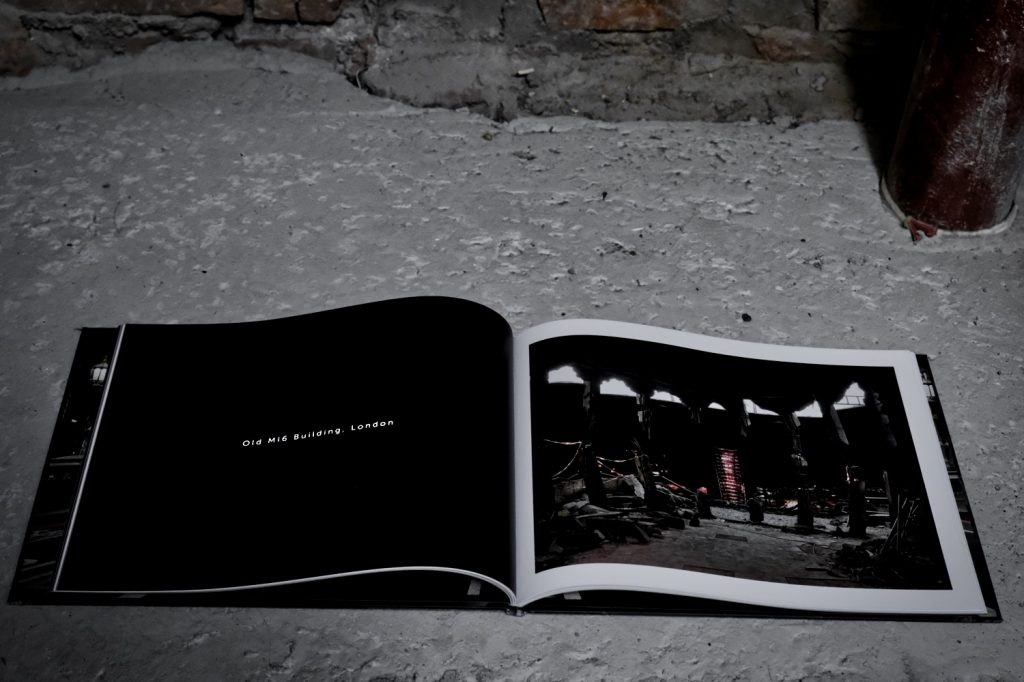 Inhalt - On the set of James Bond's SPECTRE
