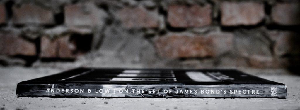 Seite - On the set of James Bond's SPECTRE