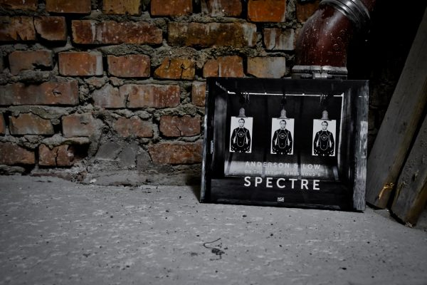 Titel - On the set of James Bond's SPECTRE