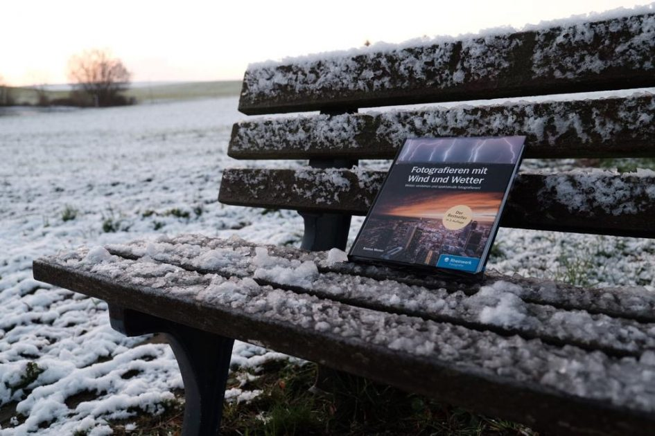 Titel - Fotografieren mit Wind und Wetter - Bastian Werner