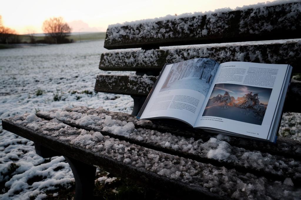 Inhalt - Fotografieren mit Wind und Wetter - Bastian Werner