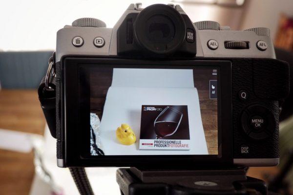 Titel - Professionelle Produktfotografie