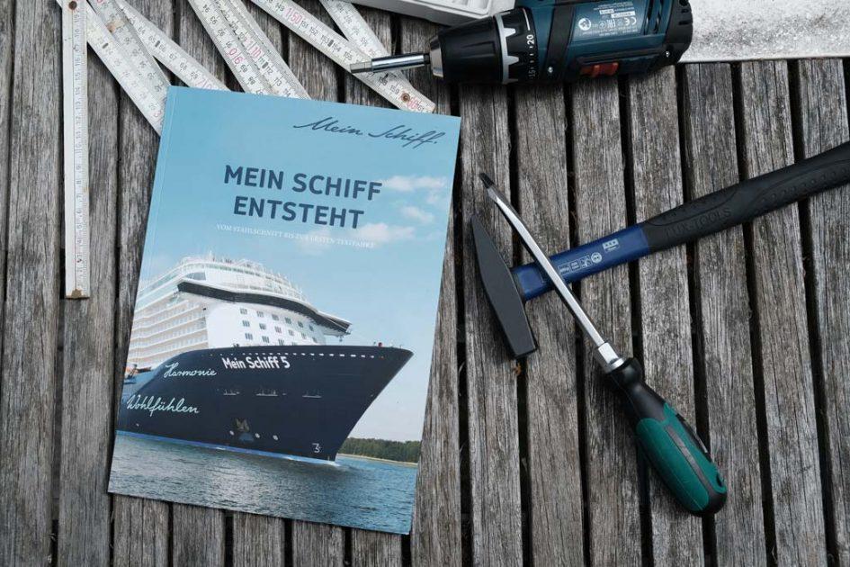 Titel - Mein Schiff entsteht