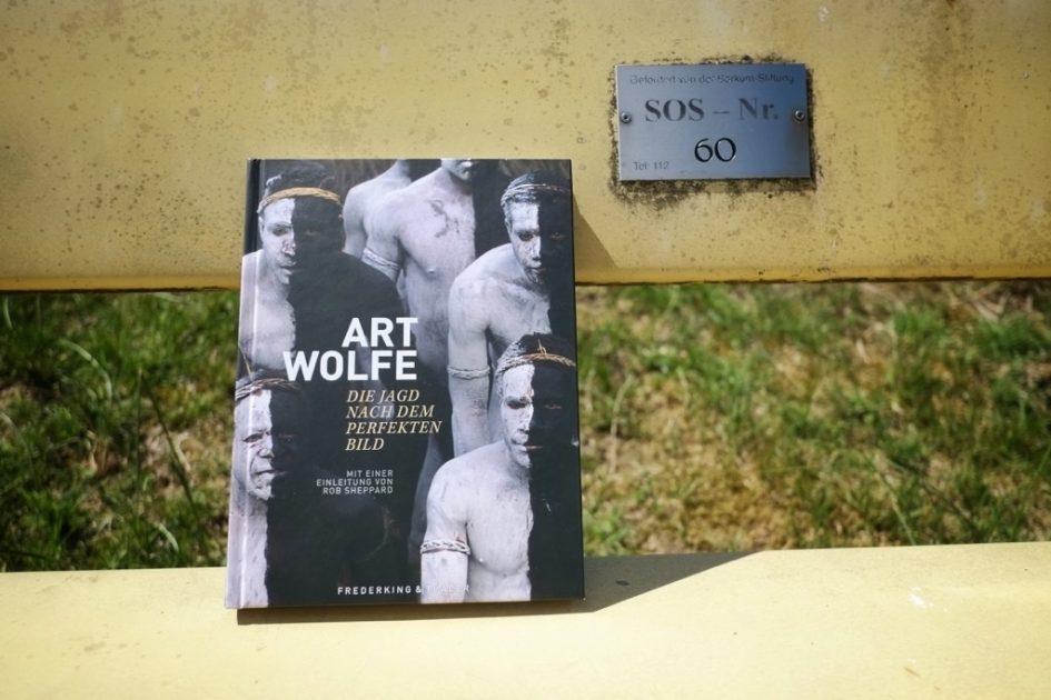 Titel - Die Jagd nach dem perfekten Bild - Art Wolfe