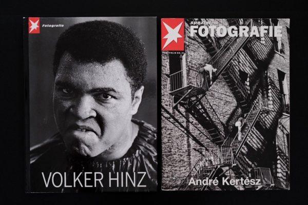 Titel - Volker Hinz / Andrè Kertész - stern FOTOGRAFIE (Portfolio)
