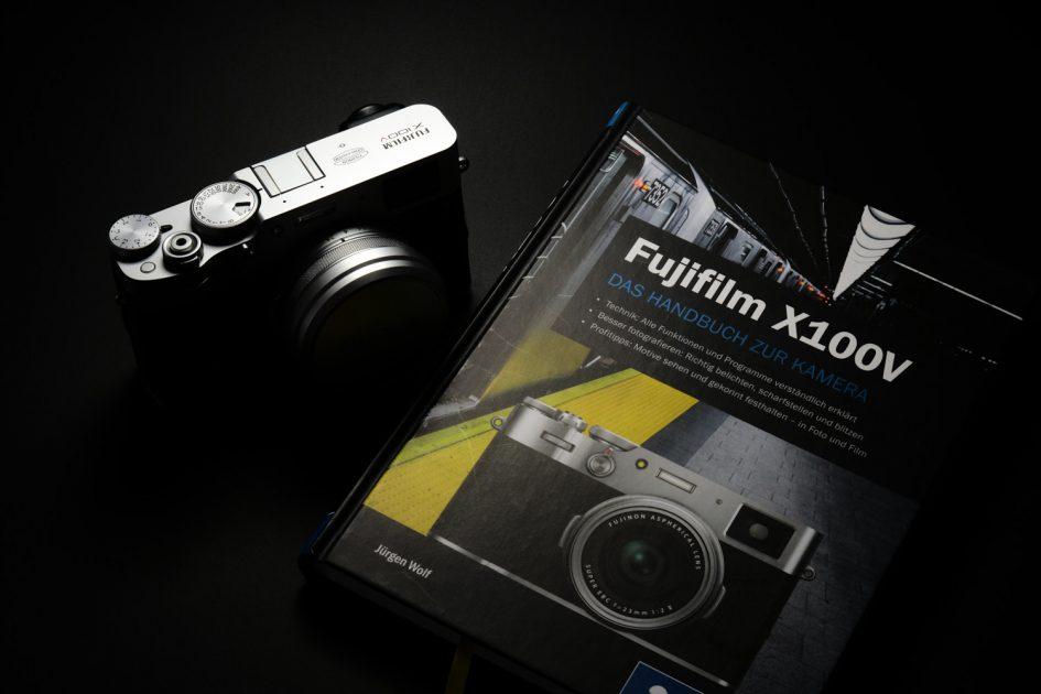 Titel - Fujifilm X100V-Handbuch