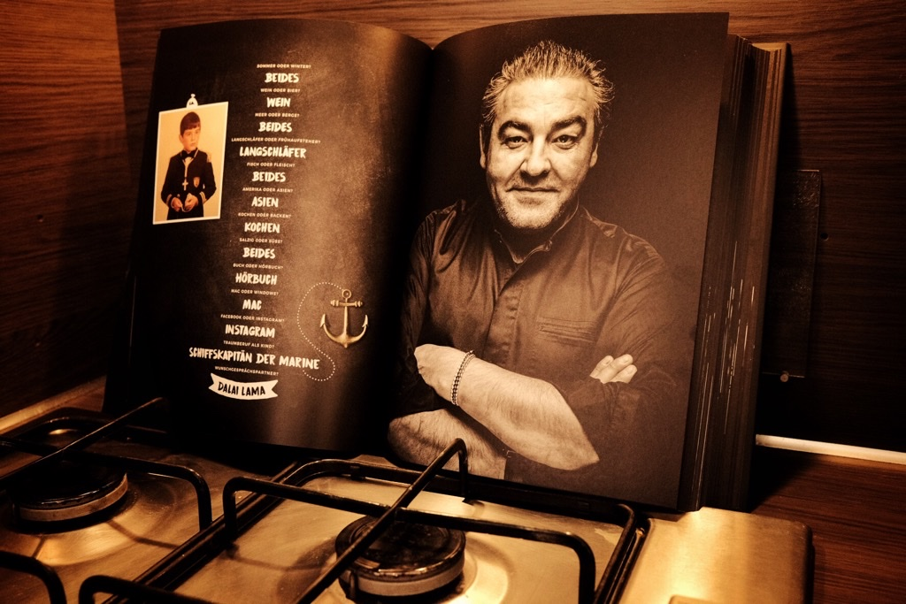 Inhalt - Helden der Küche - Michael Magulski