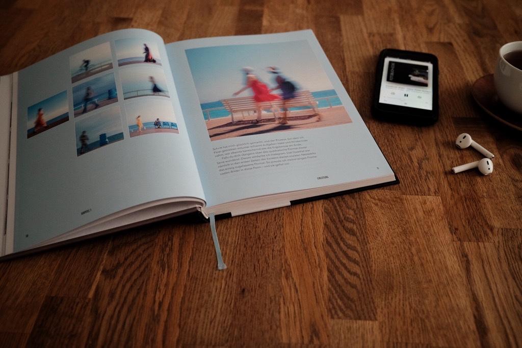 Inhalt - Flow - Fotografieren als Glückserlebnis - Pia Parolin
