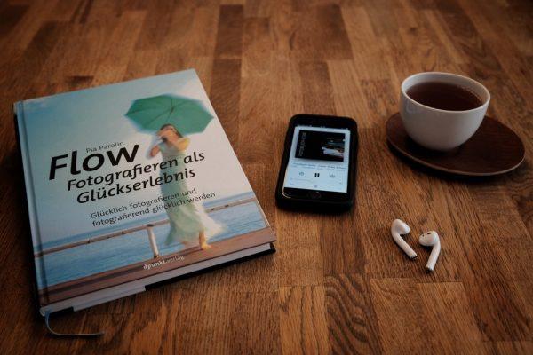Titel - Flow - Fotografieren als Glückserlebnis - Pia Parolin