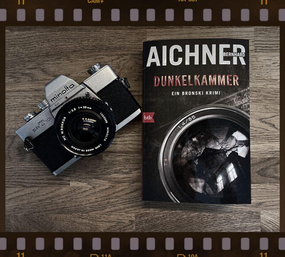 Titel - Dunkelkammer - Bernhard Aichner