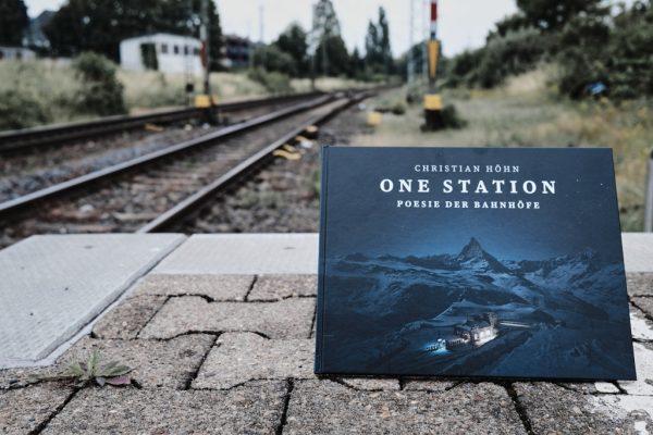Titel - One Station - Christian Höhn